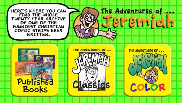 Jeremiah Cartoons